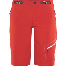 Haglöfs Lizard Naiset Lyhyet housut , punainen